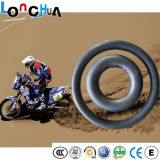 Tensile Strength 8MPa-12MPa Motorcycle Natural Inner Tube (100/90-17)