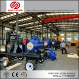 10inh Diesel Water Pump for Mining/Flood Drainage with Trailer