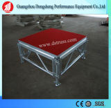 Factory Price Outdoor Compact Aluminum Assemble Stage for Show