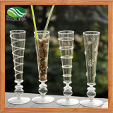 Popular New Designer Glass Vase for Home Decoration (EB-B-4592)