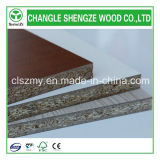 Two Side Melamine Faced Particle Board 4X8FT Chip Board