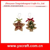Christmas Decoration (ZY16Y136-8-9 24CM) Christmas Outdoor Christmas Item