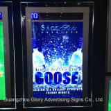 Acrylic Crystal LED Light Box /LED Crystal Display Screen
