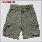 Summer Pants Leisure Cotton Shorts for Men
