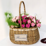 The Hottest Basket of Artificial Flowers07