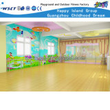 Environment Protection Kids Dance Room Interior Design (0619-F)