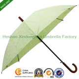 25 Inch Full Printing Promotional Straight Umbrella for Ladies (SU-0025B)