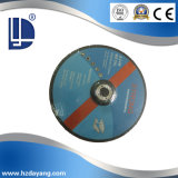 Reinforced Fiber Resin-Bonded Cutting Wheels Dy 41A-150X3X22 with ISO9001 Certificate