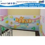 Beautiful Nursery Wall Design and Educational Wall Toy (l-3-1-F)