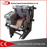 Nickel Foil Adhesive Tape Laminating Machine