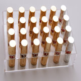 14.4*9.6*7.3cm Clear Acrylic Cosmetic Organizer Lipstick Holder