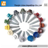 Different Colors Hexagenal Head Self Drilling Screws