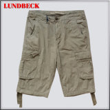 Leisure Cargo Cotton Shorts for Men Summer Wear