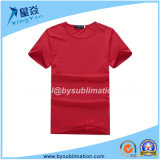 Wholesale Modal Round Neck Red T-Shirt