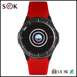 400 * 400 HD Smart Watch Dm368 Android Ios Smartwatch GSM GPS WiFi 3G Smart Watch Phone