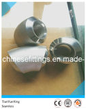 Lr 45 Degree Seamless Stainless Steel Pipe Fitting Wp321 Elbow