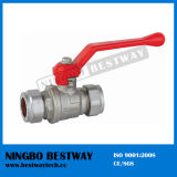 Brass Ball Valve with Compression End (BW-B40)