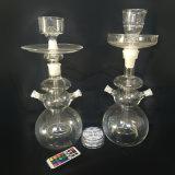 China Factory Glass Shisha Hookahs for Wholesale
