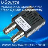 1X9 Duplex FTTH Fiber Transceiver