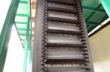 Steeply Inclined Sidewall Corrugated Conveyor Belt
