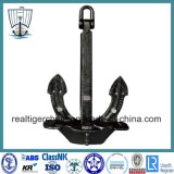 Marine Japan Stockless Anchor with Nk/Dnv/Lr Certificate