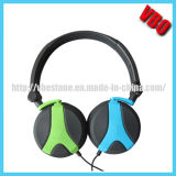 New Fashion Design Mobile Phone Headphone DJ Headphone
