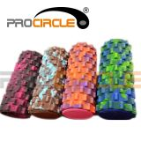 2015 Camouflage Colorful Massage Grid Rollers