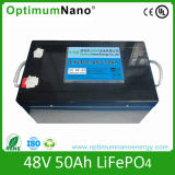 Lithium Battery 48V 50ah for Lawn Mower with PCM