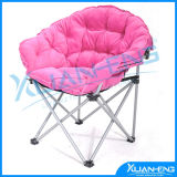 Portable Short Leg Beach Chair with Pillow