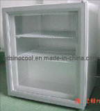 Solid/Curved Glass Door Chest Freezer, Upright Freezer