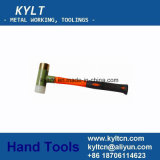 Ome Good Quality Dead Blow Mallet Hammer with Copper/Brass Head