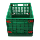 Strong Foldable Plastic Crates