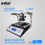 T-890 BGA Rework Station, Laptop Motherboard Repairing, BGA Machine, Reballing Kit, Welding, IR Station, SMD Tools