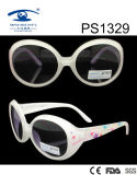 White Star Patten Colorful Children Kid Plastic Sunglasses (PS1329)