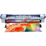 Big Format Solvent Printer with Spectra Polaris 512-35pl/15pl Printhead for Outdoor Advertising (Solvent Ink)