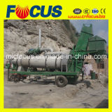 20t/H, 40t/H, 60t/H, 80t/H Small Mobile Asphalt Mixing Plant