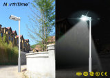 All in One Design 45ml LED Street Lights with 18V Mono Silicon Solar Panel