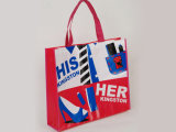 Custom Eco-Friendly Handled Non Woven Shopping Bag for Promotion