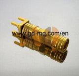 CNC Machining Metal Brass Electronic Components (MQ2091)