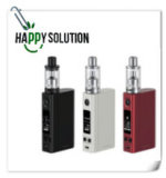Original Joy Evict Vtc Dual 150W Kit with Ultimo Atomizer