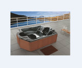 Acrylic SPA Massage Big Tub with Eight Angles (M-3339)