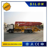 Volvo Truck-Mounted Concrete Delivery Pump (HB44)