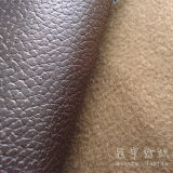 Breathable Imitation Leather Fabric PU Leather for Sofa