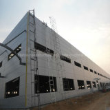 Pre Engineered Steel Structure Workshop with High Quality