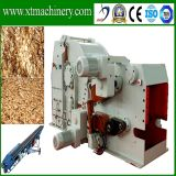 15ton/H Output, 13t Weight Steady Performance Tree Wood Crusher