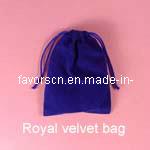"""Royal Velvet Bag 3 X 4"""""""