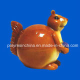 OEM Cartoon Money Box of Polyresin Customized Items