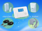 LCD Touch GSM PSTN Home Security Alarm System/Personal Security Alarm (L&L-816G)