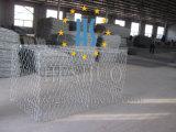 Galvanized Galfan PVC Coated Gabion Basket Prices
