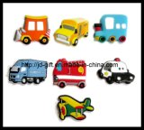 Customized Promotional Car Shape Rubber Fridge Magnet